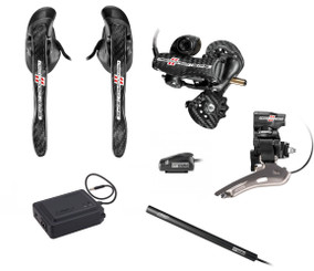 Campagnolo Record EPS V3 Groupset (less calipers)
