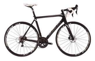 Ridley Fenix Disc Campagnolo EPS V3 equipped Carbon Bicycle, Black & White - Build It Your Way
