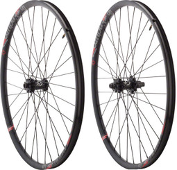 "Industry Nine Torch Enduro 27.5"" F15 / R12mm E-Thru Wheelset, SRAM XD"
