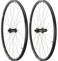 "Industry Nine Trail S 27.5"" F15 / R12mm E-Thru Boost Wheelset, Shimano HG"