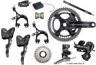 Campagnolo Record EPS V3 Groupset (less cassette)