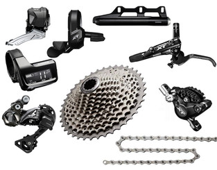 Shimano XT 8050 Di2 9 piece Upgrade Kit | Daily Deal