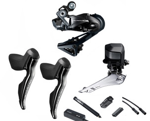 Shimano Dura-Ace R9150 Di2 7 piece Conversion Kit | Daily Deal