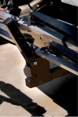 """Raxter Folding Assembly for 2"""" Hitch"""