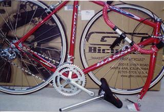 Professional Bike Assembly