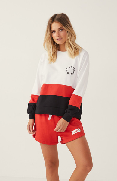 Sadie Short - Red