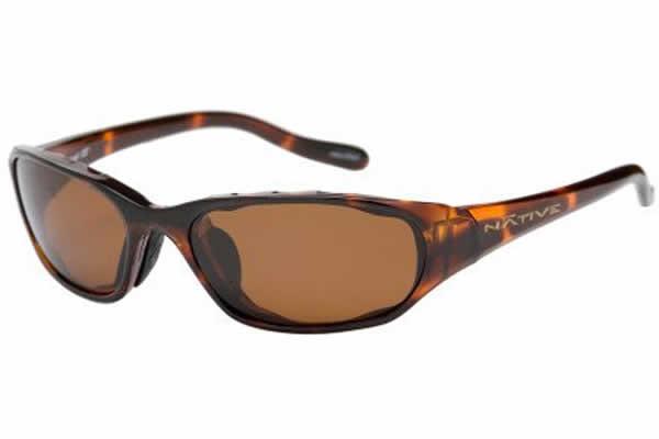 08a239bca4 Native Eyewear Polarized Sunglasses  Throttle in Maple Tortoise ...