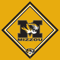 University of Missouri Cleaning Cloth
