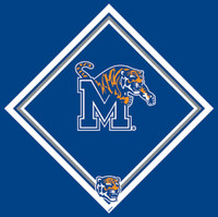 University of Memphis Cleaning Cloth