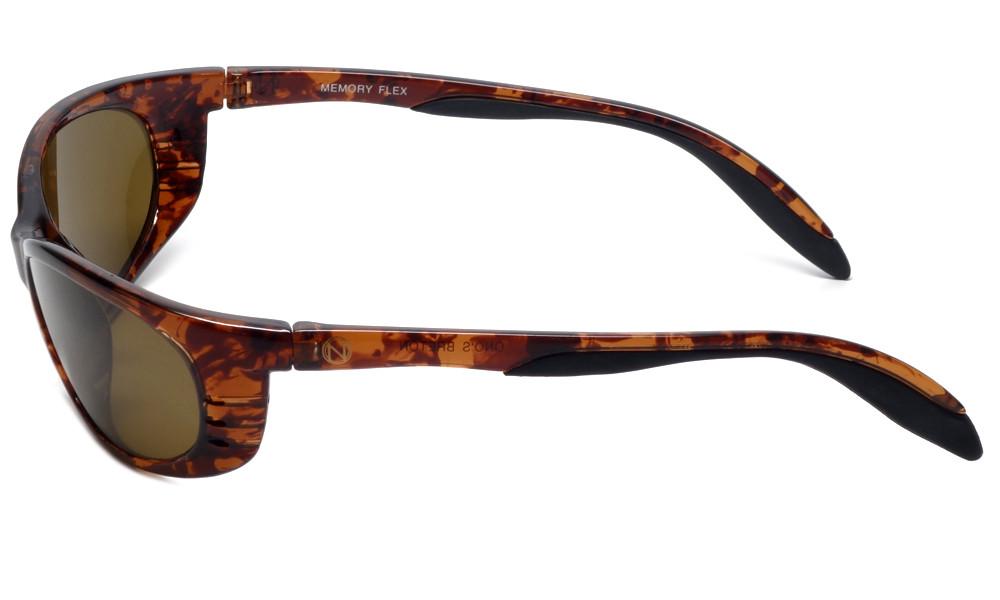 0f916a18258b Ono s™ Polarized Sunglasses  Breton in Tortoise   Amber - Polarized World
