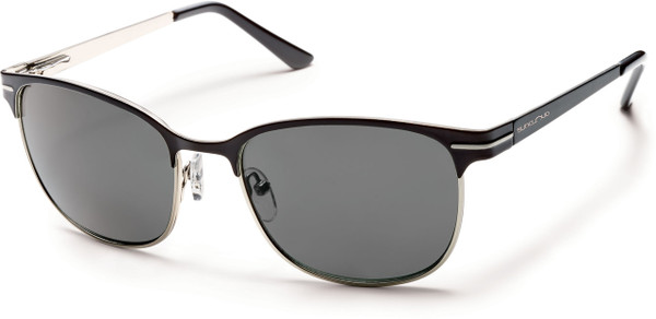 Suncloud Causeway Polarized Metal Sunglasses Polarized World