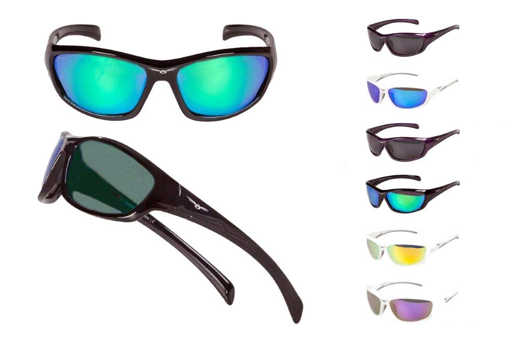 Polarized Sport Sunglasses by Calabria 8005 Turbo