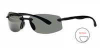 Scojo Polarized Bi-Focal Readers: Sport SX in Chacoal & Grey