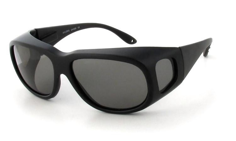 Matte-Black & Grey