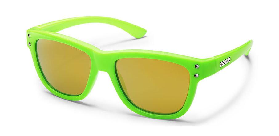 40874fb89b Suncloud Carob Polarized Sunglasses Small Fit - Polarized World