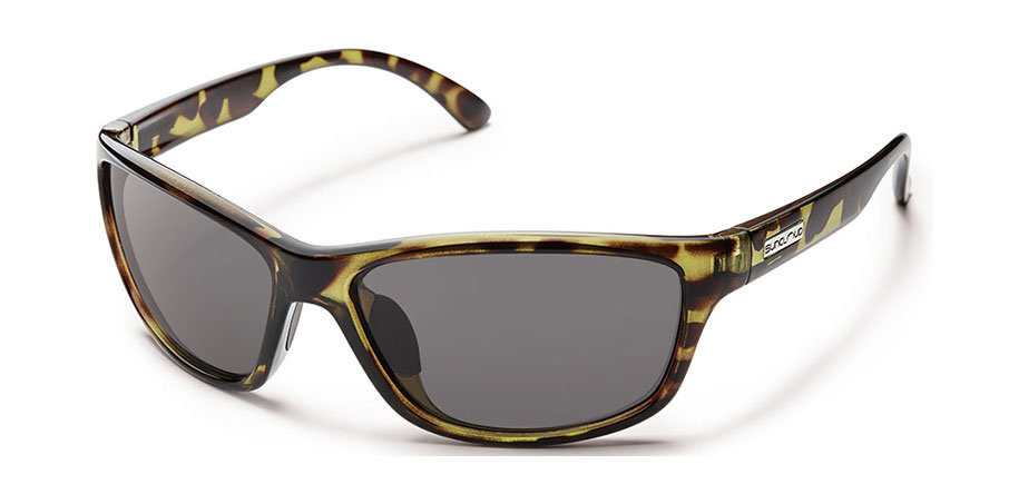 a0d383e4c3 Suncloud Rowan Polarized Sunglasses Small Fit - Polarized World