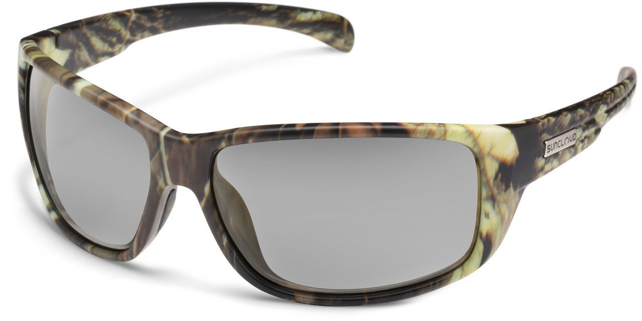 1.00 Suncloud Skyline Polarized Bi-Focal Reading Sunglasses in Tortoise with Green Mirror Lens