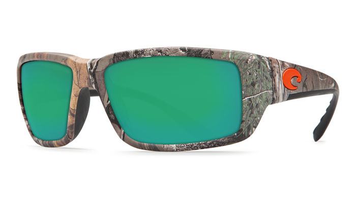 7a066a3ef97 Costa Del Mar™ Polarized 580G Sunglasses  Fantail in Realtree Xtra ...