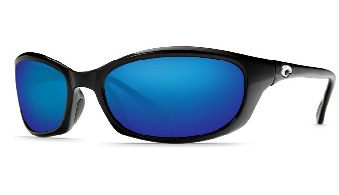 63ec95d3ac67 Costa Del Mar™ Polarized 580G Sunglasses: Harpoon in Black & Blue ...