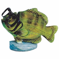Bass Fish Peeper Eyeglass Holder Stand