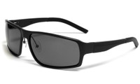 Calabria Viv Sunglass Collection 774S in Black & Polarized Grey