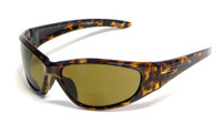 Grand Banks™ Polarized Bi-Focal Readers: 473BF in Gloss-Tortoise & Amber