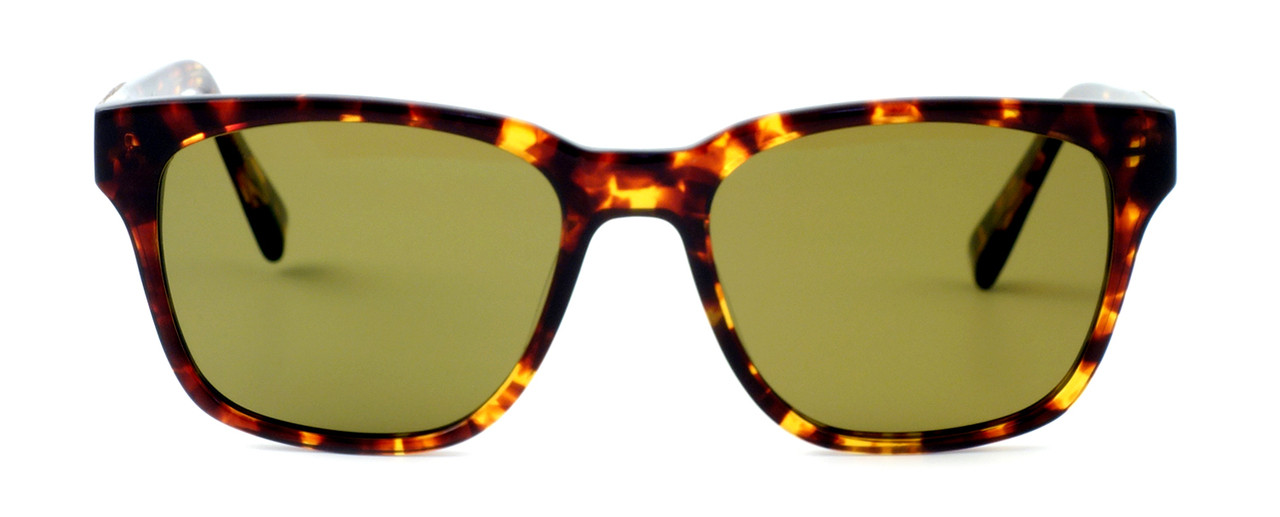 045d399ef94c Parkman Handcrafted Polarized Sunglasses Brickma in Tortoise with Coffee    Amber Lens   Made in the USA
