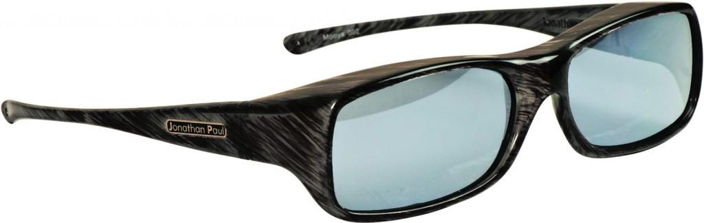 cbb9ac471e2a4 Jonathan Paul® Fitovers Eyewear Large Mooya in Black-Wind   Gray ...