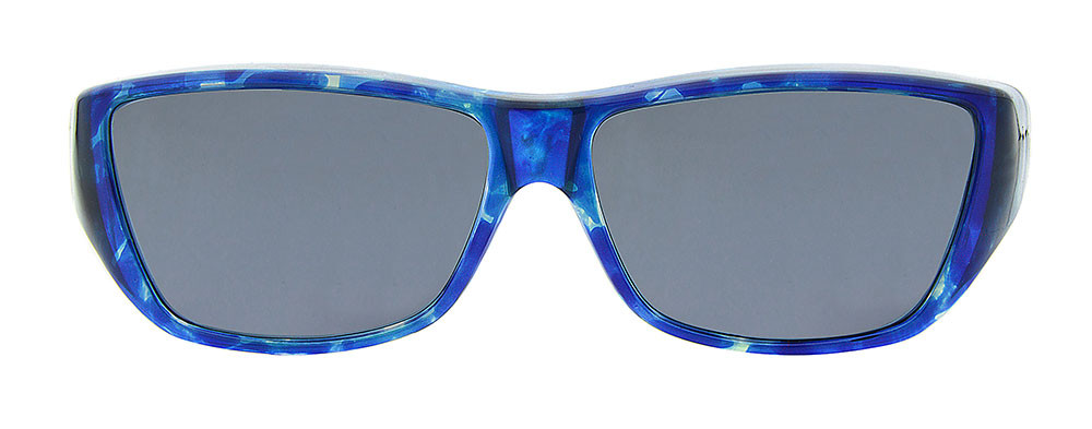 e0f70d243a Jonathan Paul® Fitovers Eyewear Large Neera in Blue-Blast   Gray ...