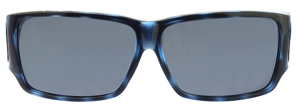 2539bcf3641bc Jonathan Paul® Fitovers Eyewear Large Orion in Blue-Demi   Gray ON002 -  Polarized World
