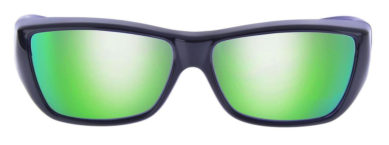 856179de05 Jonathan Paul® Fitovers Eyewear Large Neera in Midnite Oil   Green ...