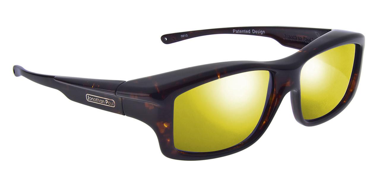 9aea9d16d599 Jonathan Paul® Fitovers Eyewear X-Large Yamba in Dark-Tortoise ...