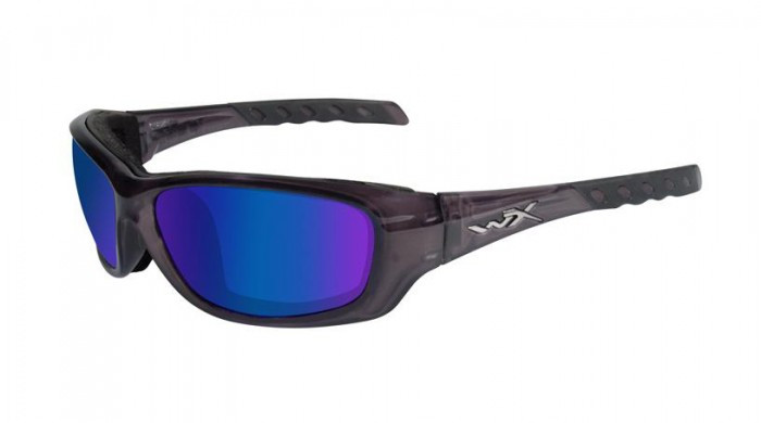 73bbd46c02 Wiley-X™ WX Gravity Climate Control in Black Crystal w  Polarized ...