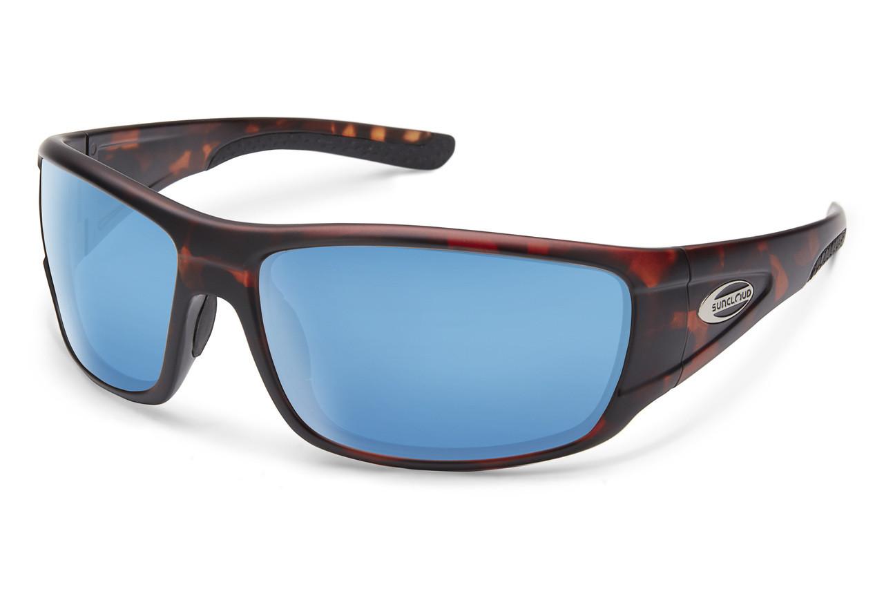 SUNCLOUD Turbine Sunglasses Protective Sunglass Sleeve Polarized Lenses