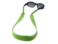 Calabria Flat Floating Eyeglass Retainer in Green CROSS SELL