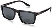 Spine Optics Polarized Bi-Focal Reading Sunglasses SP3004-001 in Black