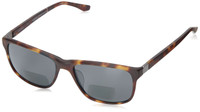 Spine Optics Polarized Bi-Focal Reading Sunglasses SP7005-104 in Tortoise