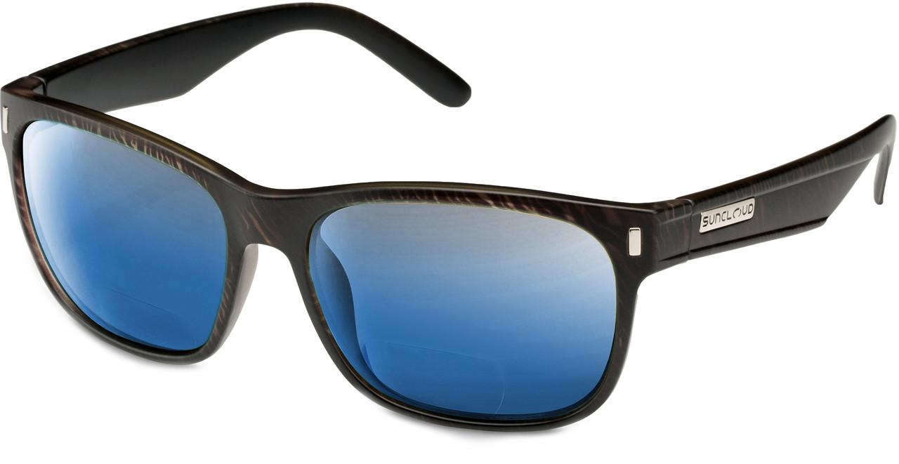 75b7a5012c Suncloud Dashboard Polarized Bi-Focal Reading Sunglasses - Polarized ...