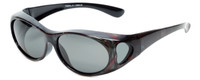 Calabria PC8866POL-JP-1 Polarized Fit-Over Sunglasses Medium Size
