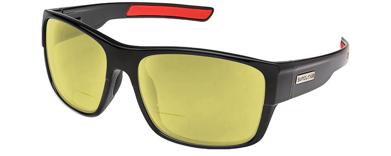 Black Red/Yellow