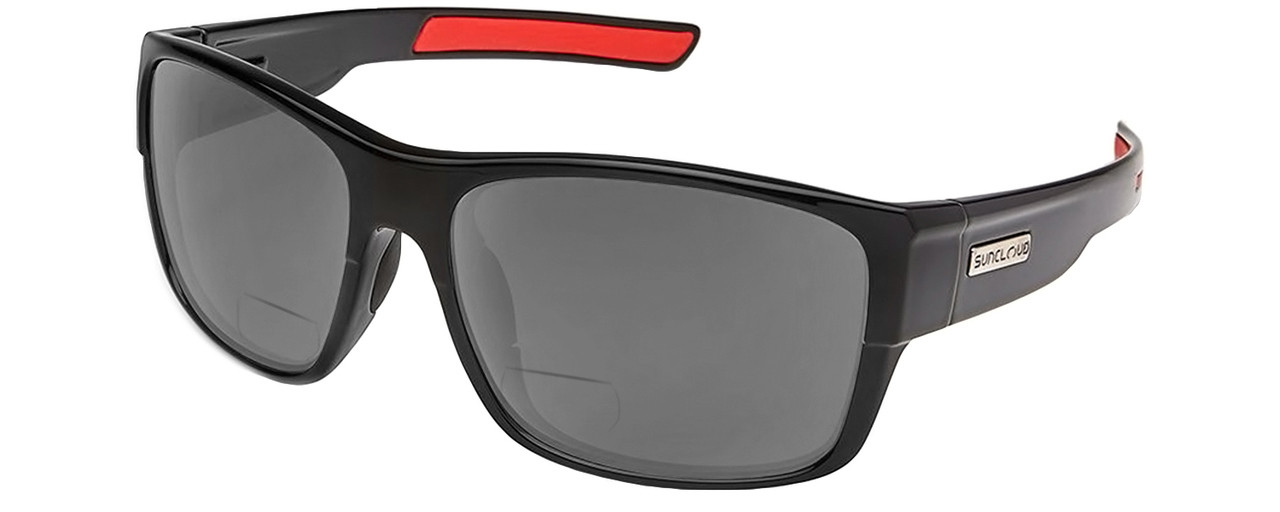Black Red/Grey