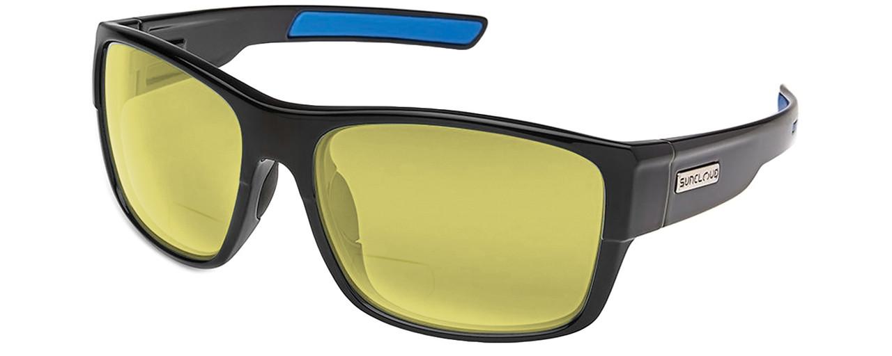 Black Blue/Yellow