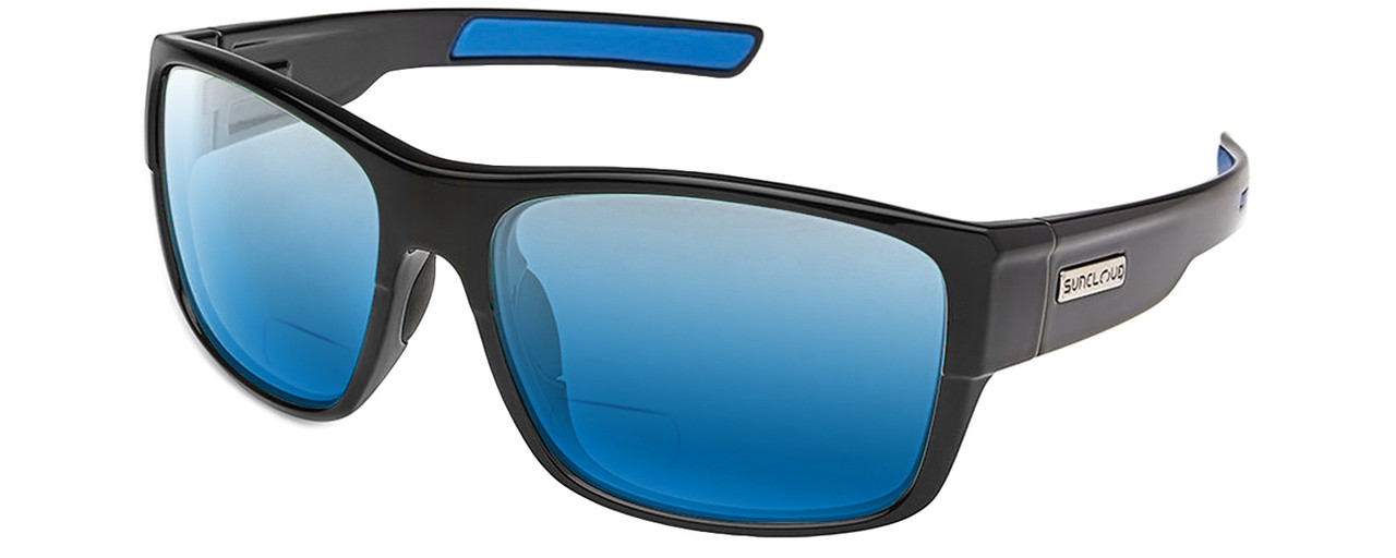 Black Blue/Blue Mirror
