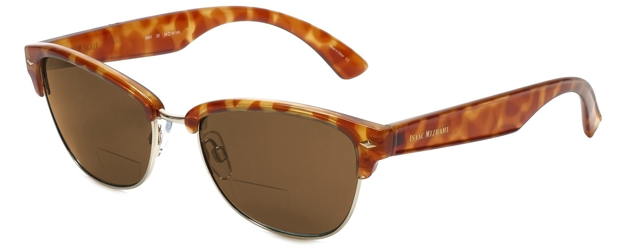 Honey Tortoise/Brown