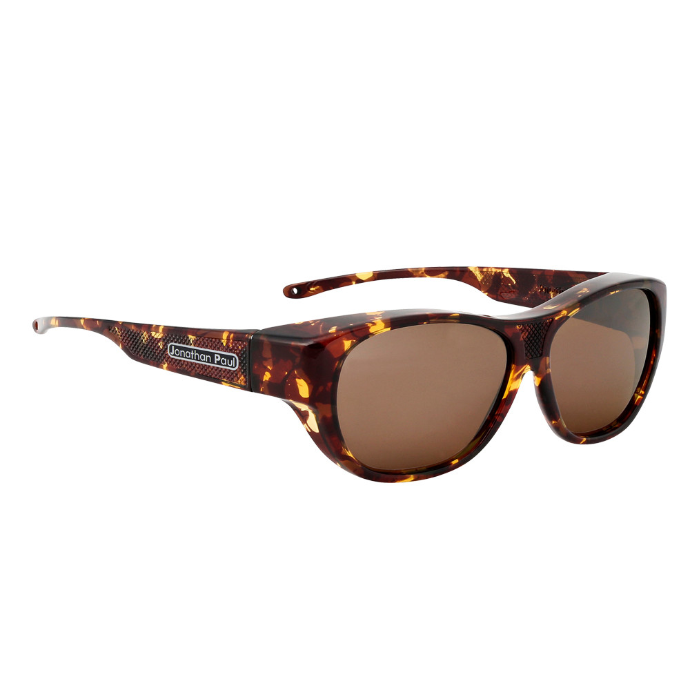 ee6a7db5ffd1 Jonathan Paul® Fitovers Eyewear Extra Large Allure in Tortoise ...