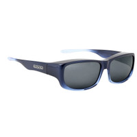 Jonathan Paul® Fitovers Eyewear Large Pandera in Blue Ice & Gray PD004