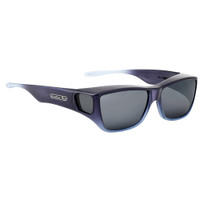 Jonathan Paul® Fitovers Eyewear Large Traveler in Sapphire Ombre & Gray TL002