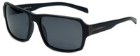 Azzaro Designer Polarized Sunglasses AZ4383-C3 in Matte Black 58mm