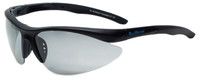 BluWater Polarized Islanders 2 in Black with Photochromatic Grey Lens