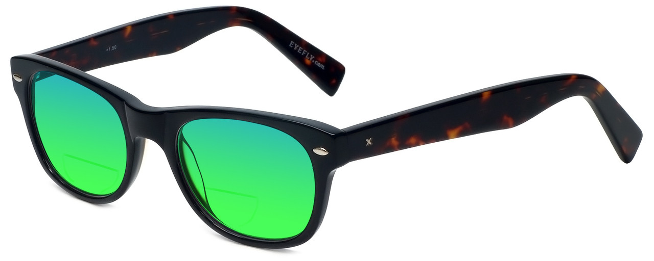 8e1015065d Eyefly Mensah-Jomo-Street Designer Polarized Bi-Focal Sunglasses - Polarized  World